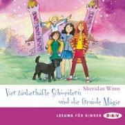 Cover-Bild zu Vier zauberhafte Schwestern und die fremde Magie von Bierstedt, Marie