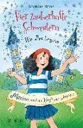 Cover-Bild zu Vier zauberhafte Schwestern - Wie alles begann: Marina und die Kraft des Wassers (eBook) von Winn, Sheridan