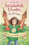Cover-Bild zu Vier zauberhafte Schwestern - Wie alles begann: Flora und die Kraft der Erde (eBook) von Winn, Sheridan