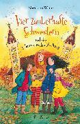 Cover-Bild zu Vier zauberhafte Schwestern und die geheimnisvollen Zwillinge von Winn, Sheridan
