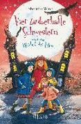 Cover-Bild zu Vier zauberhafte Schwestern und die Weisheit der Eulen von Winn, Sheridan