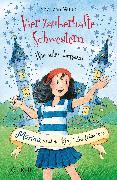 Cover-Bild zu Vier zauberhafte Schwestern - Wie alles begann: Marina und die Kraft des Wassers von Winn, Sheridan
