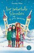 Cover-Bild zu Vier zauberhafte Schwestern und die große Versöhnung von Winn, Sheridan