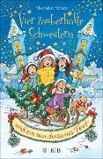 Cover-Bild zu Vier zauberhafte Schwestern und ein wundersames Fest (eBook) von Winn, Sheridan