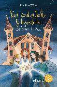 Cover-Bild zu Vier zauberhafte Schwestern und der magische Stein von Winn, Sheridan