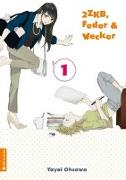 Cover-Bild zu 2ZKB, Feder & Wecker 01 von Oosawa, Yayoi