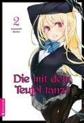 Cover-Bild zu Die mit dem Teufel tanzt 02 von Azuma, Sawayoshi