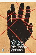 Cover-Bild zu No Longer at Ease (eBook) von Achebe, Chinua