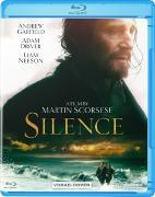 Cover-Bild zu Silence Blu-Ray von Martin Scorsese (Reg.)