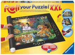Cover-Bild zu Ravensburger Roll your Puzzle XXL - Puzzlematte für Puzzles mit bis zu 3000 Teilen, Puzzleunterlage zum Rollen, Praktisches Zubehör zur Aufbewahrung von Puzzles