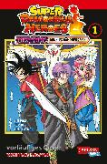 Cover-Bild zu Super Dragon Ball Heroes 1: Super Dragon Ball Heroes von Nagayama, Yoshitaka