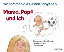 Cover-Bild zu Mama, Papa und ich von Doney, Malcolm