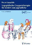 Cover-Bild zu Sprachtherapie in Gruppen für Kinder und Jugendliche (eBook) von Bühling, Stefanie