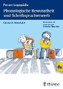 Cover-Bild zu Phonologische Bewusstheit und Schriftspracherwerb (eBook) von Schnitzler, Carola Dorothée
