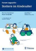 Cover-Bild zu Stottern im Kindesalter von Sandrieser, Patricia