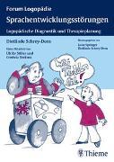 Cover-Bild zu Sprachentwicklungsstörungen von Schrey-Dern, Dietlinde