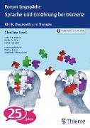 Cover-Bild zu Sprache und Ernährung bei Demenz (eBook) von Knels, Christina (Hrsg.)