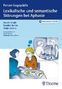 Cover-Bild zu Lexikalische und semantische Störungen bei Aphasie (eBook) von Stadie, Nicole