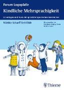 Cover-Bild zu Kindliche Mehrsprachigkeit (eBook) von Scharff Rethfeldt, Wiebke