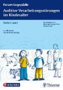 Cover-Bild zu Auditive Verarbeitungsstörungen im Kindesalter (eBook) von Lauer, Norina