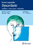 Cover-Bild zu Dysarthrie (eBook) von Vogel, Mathias