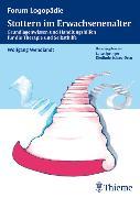 Cover-Bild zu Stottern im Erwachsenenalter (eBook) von Wendlandt, Wolfgang