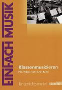 Cover-Bild zu Klassenmusizieren von Ringel, Marco (Bearb.)