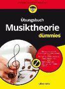 Cover-Bild zu Übungsbuch Musiktheorie für Dummies von Fehn, Oliver