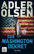 Cover-Bild zu Das Washington-Dekret (eBook) von Adler-Olsen, Jussi
