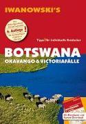 Cover-Bild zu Botswana - Okavango & Victoriafälle - Reiseführer von Iwanowski von Iwanowski, Michael