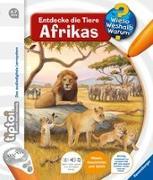 Cover-Bild zu tiptoi® Entdecke die Tiere Afrikas von Friese, Inka
