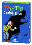 Cover-Bild zu 50 meisterhafte Sherlock-Rätsel