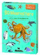 Cover-Bild zu Expedition Natur 50 Meerestiere