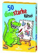 Cover-Bild zu 50 Dinostarke Rätsel