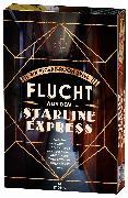 Cover-Bild zu Flucht a.d. Starline Express
