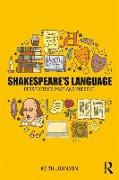 Cover-Bild zu Shakespeare's Language von Johnson, Keith