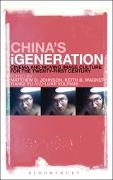 Cover-Bild zu China's iGeneration (eBook) von Johnson, Matthew D. (Hrsg.)
