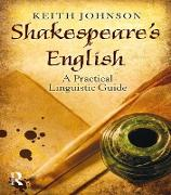 Cover-Bild zu Shakespeare's English (eBook) von Johnson, Keith