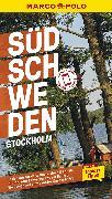 Cover-Bild zu MARCO POLO Reiseführer Südschweden, Stockholm von Reiff, Tatjana
