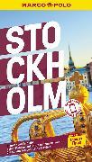 Cover-Bild zu MARCO POLO Reiseführer Stockholm von Reiff, Tatjana