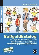 Cover-Bild zu Bußgeldkatalog Sonderpädagogische Förderung (eBook) von Schmidt, Kristine