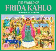 Cover-Bild zu Black, Holly: The World of Frida Kahlo