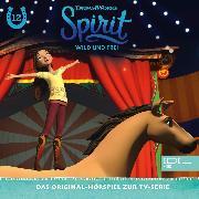 Cover-Bild zu Folge 12: Tante Cora muss bleiben / Lucky und der Zirkus (Teil 1 & 2) (Audio Download) von Karallus, Thomas