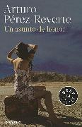 Cover-Bild zu Perez-Reverte, Arturo: Un asunto de honor / A Matter of Honor