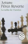 Cover-Bild zu Perez-Reverte, Arturo: La tabla de Flandes / The Flanders Panel