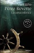Cover-Bild zu Perez-Reverte, Arturo: La carta esferica / The Nautical Chart