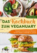 Cover-Bild zu Bolk, Patrick: Das Kochbuch zum Veganuary