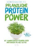 Cover-Bild zu Bolk, Patrick: Pflanzliche Protein-Power