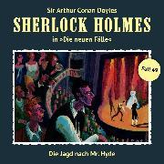 Cover-Bild zu Freund, Marc: Sherlock Holmes, Die neuen Fälle, Fall 49: Die Jagd nach Mr. Hyde (Audio Download)
