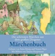 Cover-Bild zu Hauptmann, Tatjana (Illustr.): Die schönsten Märchen aus dem grossen Diogenes Märchenbuch